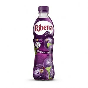 Ribena Bottles 12 x 500ml Blackcurrant